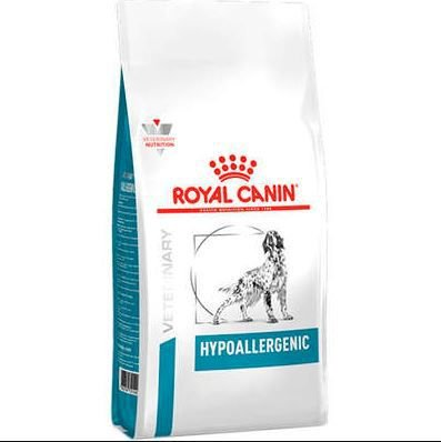 Ração Royal Canin Veterinary Hypoallergenic - Cães Adultos