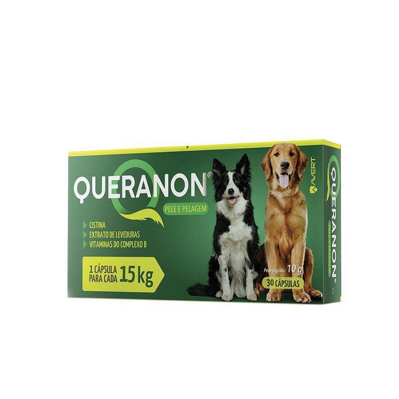 Queranon Suplemento Avert Para Cães