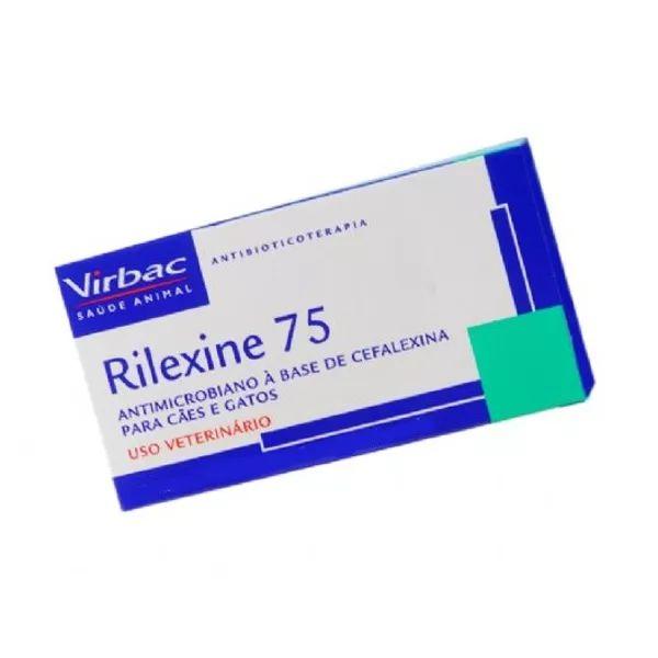 Rilexine Palatavel 7 comprimidos Virbac 75mg