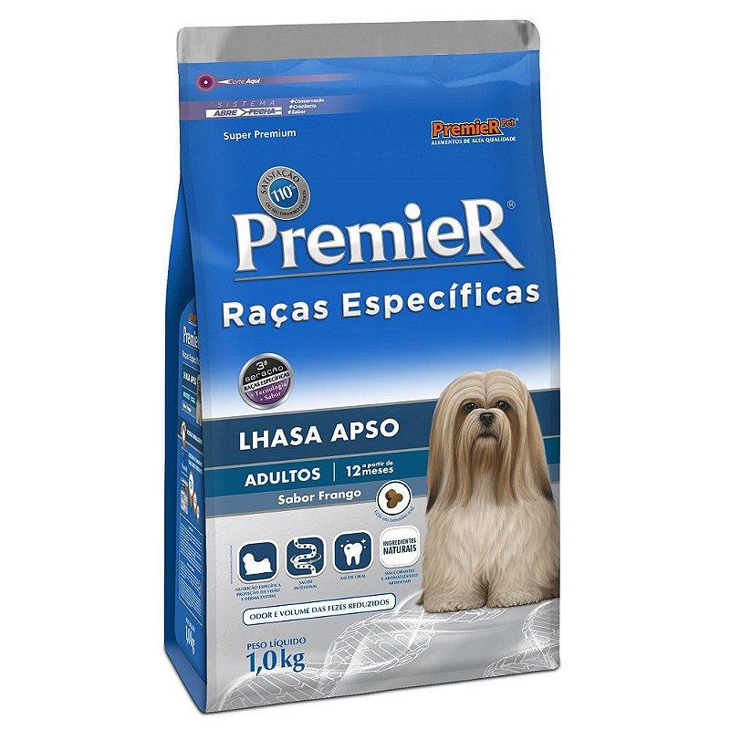 Ração Premier Lhasa Apso Raças Específicas Cães Adultos
