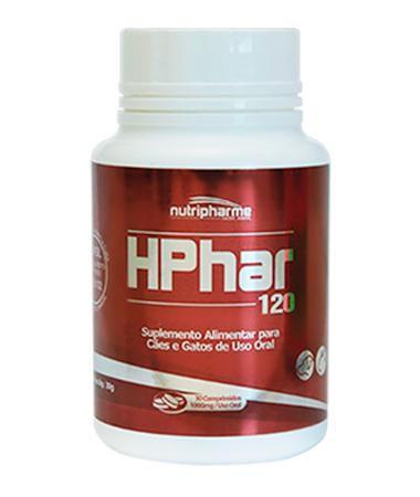 Suplemento Alimentar para Cães e Gatos HPhar Nutripharme 30 comprimidos