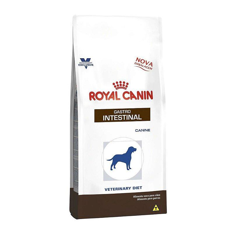 Ração Royal Canin Veterinary Gastro Intestinal - Cães Adultos - 10Kgs