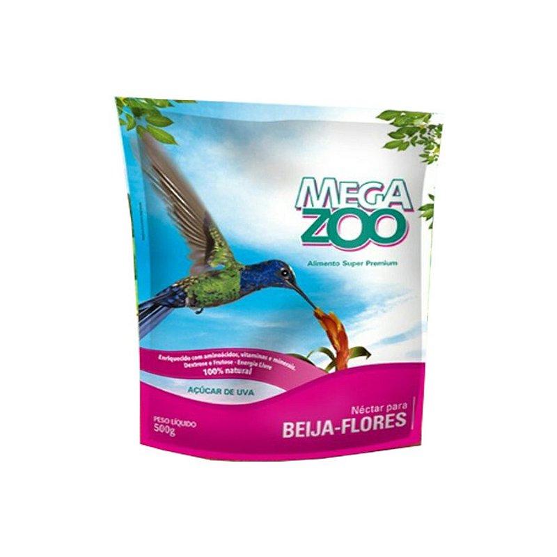 Néctar Açúcar de Uva Megazoo para Beija-Flor 500g