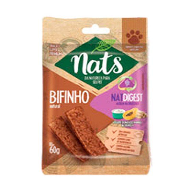 Snack Nats para Cães NatDigest - 60g