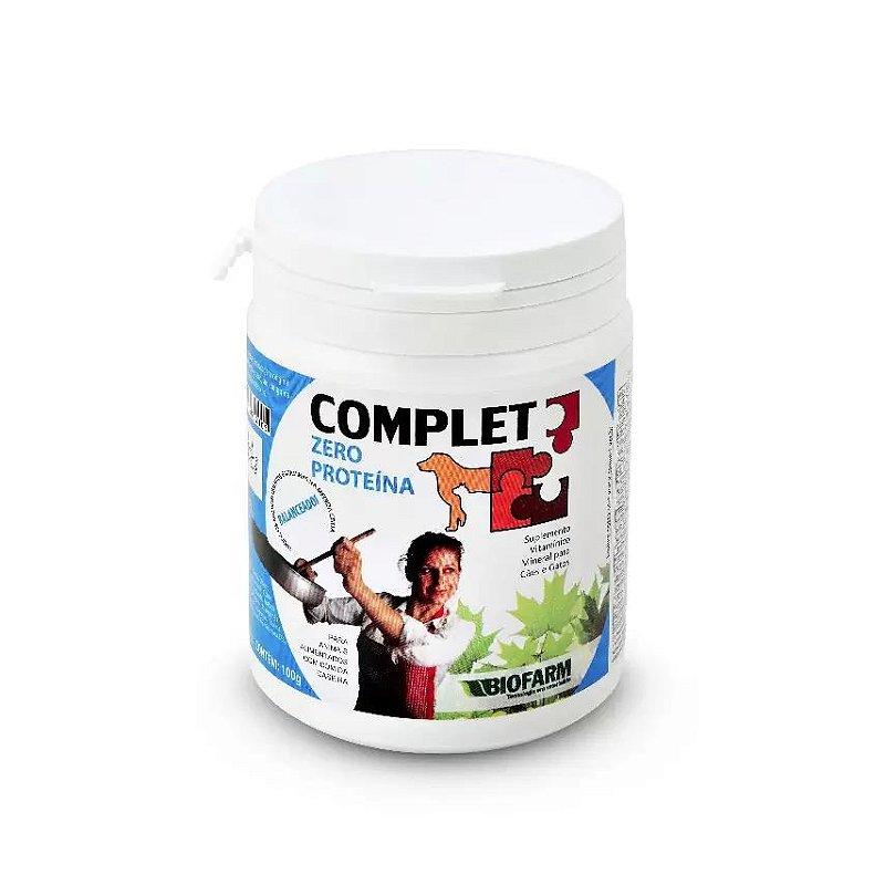 Suplemento - Complet® Zero Proteína
