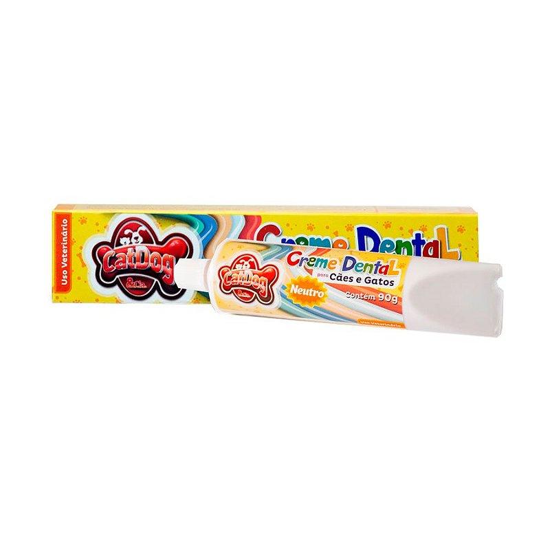 Creme Dental CatDog & Cia