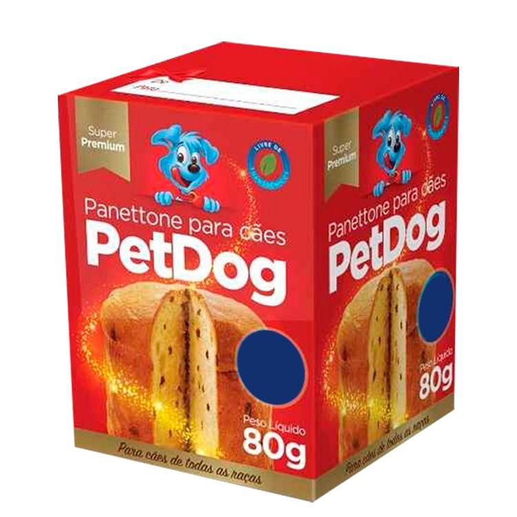 Panettone para Cães Pet Dog