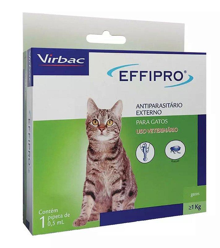 Effipro Virbac Gatos 0,5ml