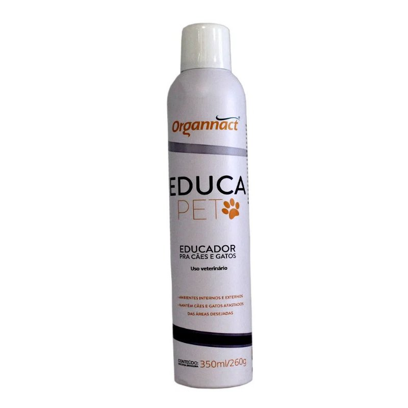 Organnact Educa Pet Cães e Gatos 350ml