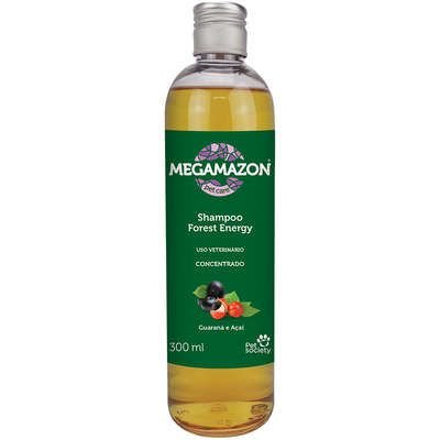 Shampoo Megamazon Forest Energy 300ml