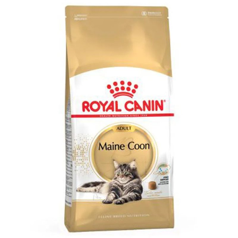 Ração Royal Canin Gatos Adultos Maine Coon - 4Kgs