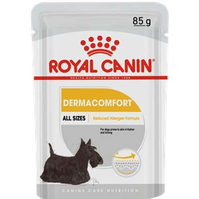 Ração Royal Canin Sachê Dermacomfort Wet para Cães - 85g