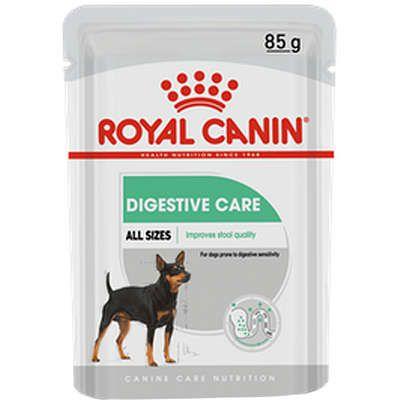 Ração Royal Canin Sachê Digestive Care Wet para Cães - 85g