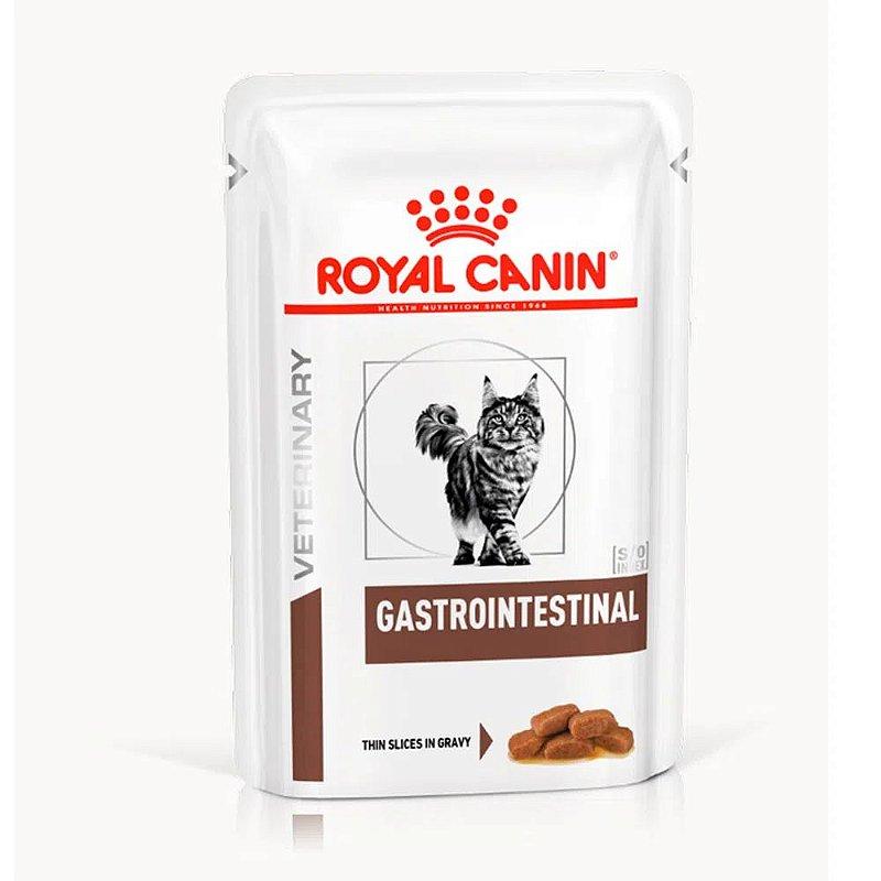 Ração Royal Canin Sachê Feline  Gastro Intestinal Wet - 85 g
