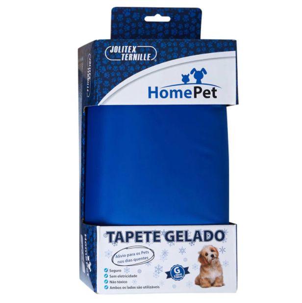 Tapete Gelado para Cães HomePet G (50cmX90cm)