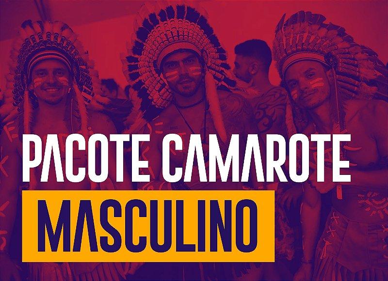 Pacote Camarote - Masculino