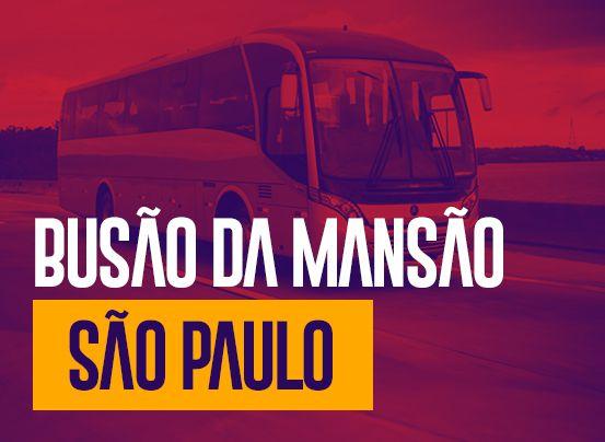 Busão da Mansão 🐻 - São Paulo