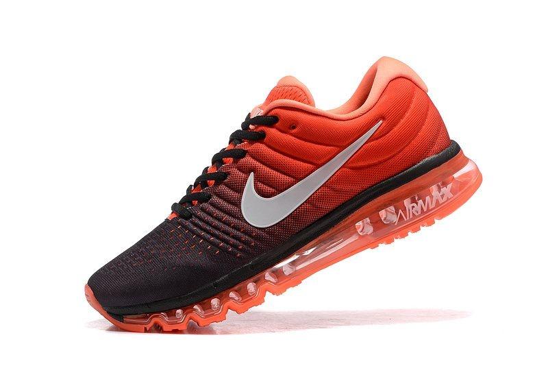 Tênis Nike Air Max 270 Preto Com Vermelho