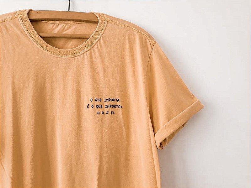 T-shirt HOJE