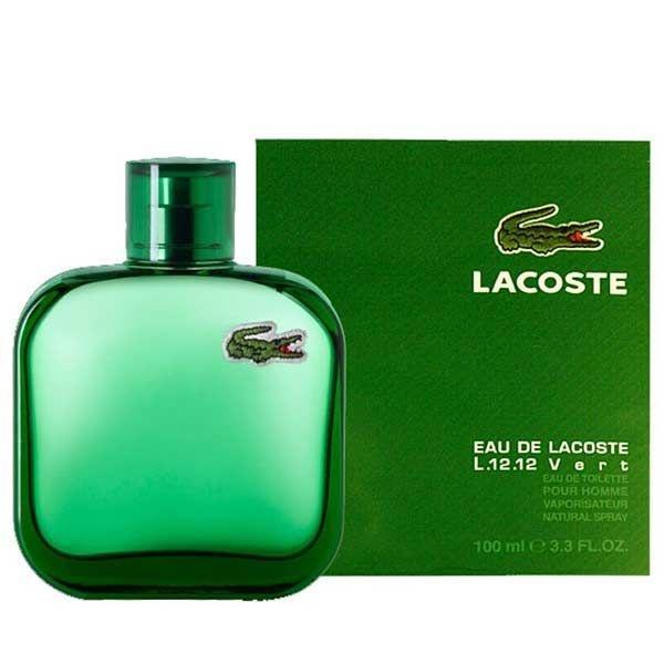 01edcf66ee94e Perfume Lacoste L.12.12 vert Eau de Toilette - Perfume Masculino ...