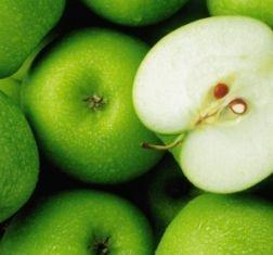 Aroma de maça verde (apenas para convites em papel reciclado)