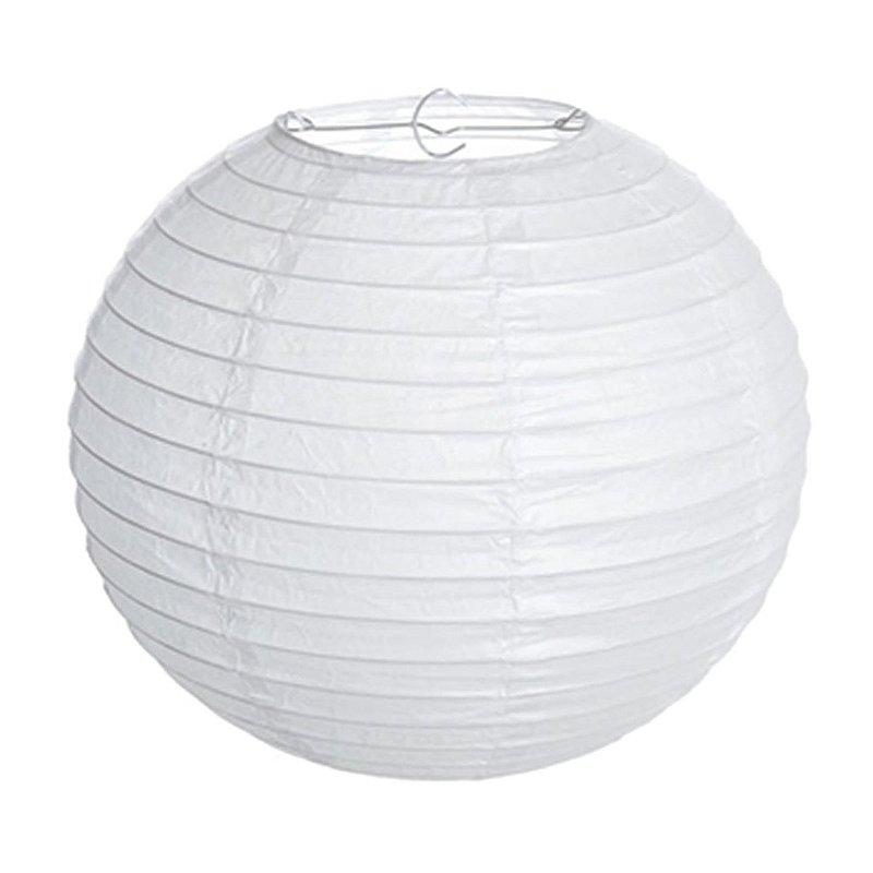 Lanterna Japonesa - branca