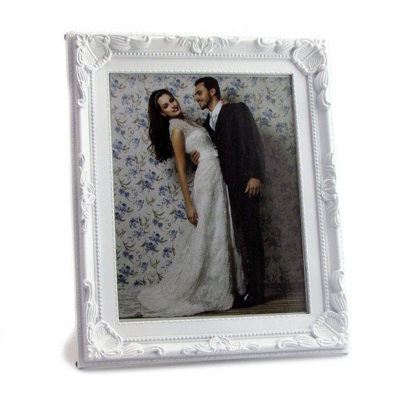 Porta retrato casamento - Barroco
