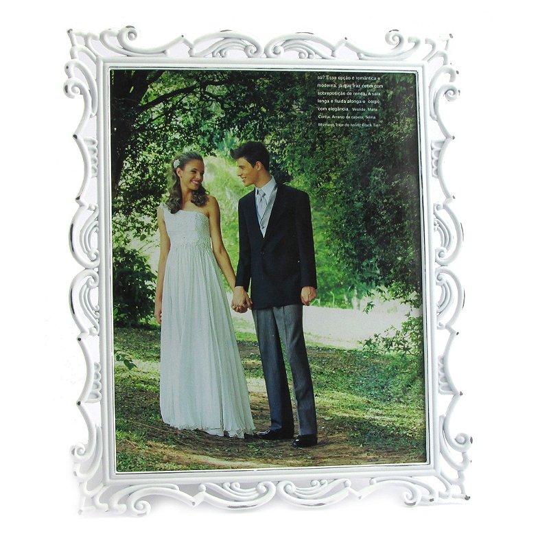 Porta retrato casamento - Vintage
