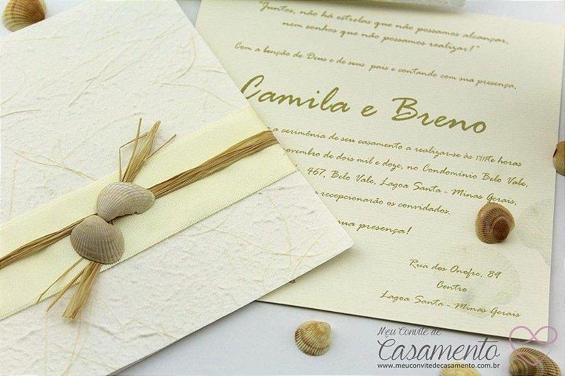 Convite Praia (Pepita)