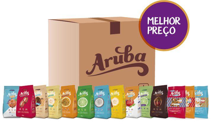Aruba Mix - Cx. 30 pacotes
