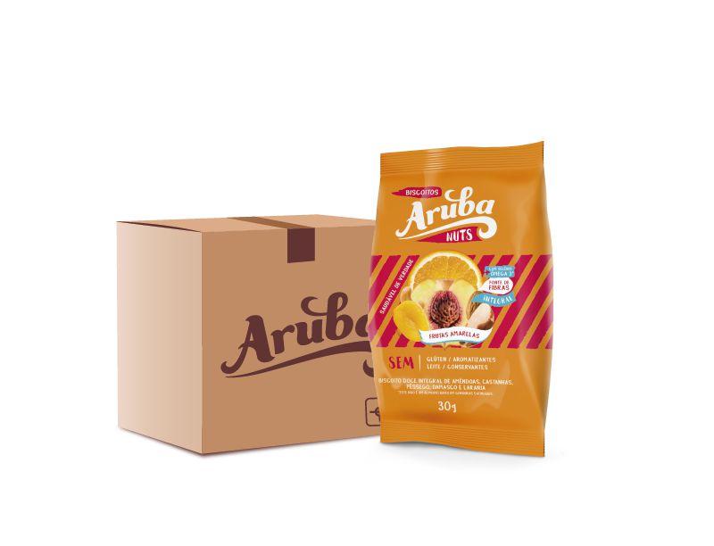 Aruba Nuts - Frutas Amarelas