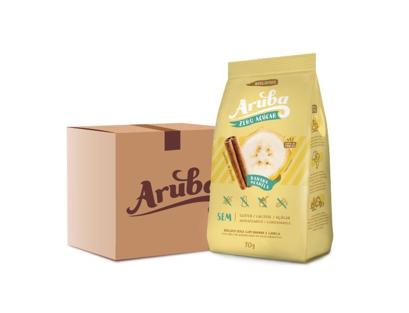 Aruba Zero - Banana