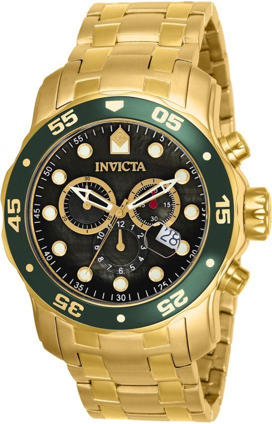f0586063d7 Relógio Invicta Pro Diver 80074 Masculino 48MM - Zargo Onde Você ...