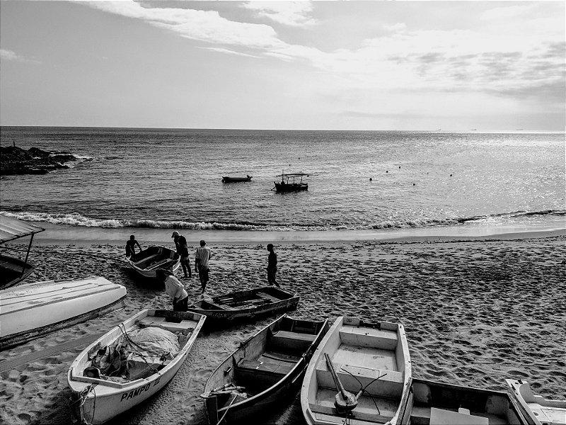 Praia do Rio Vermelho • ©Holanda Cavalcanti
