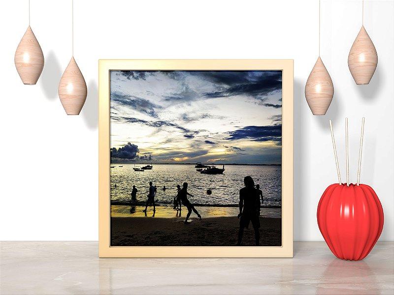 Bába na praia  • ©Holanda Cavalcanti