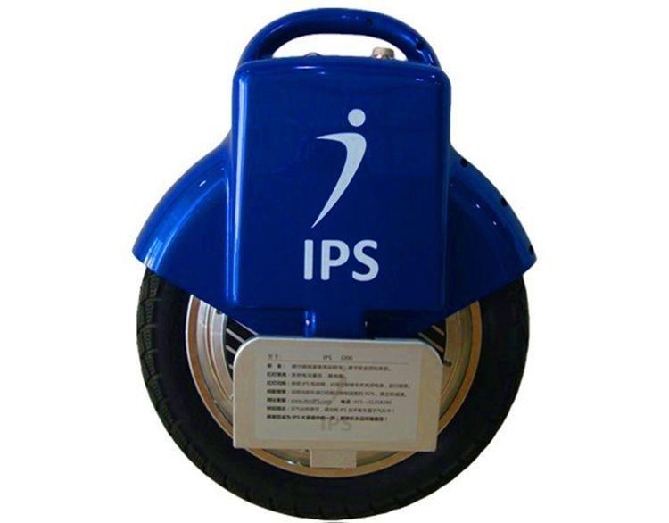 Monociclo IPS Azul