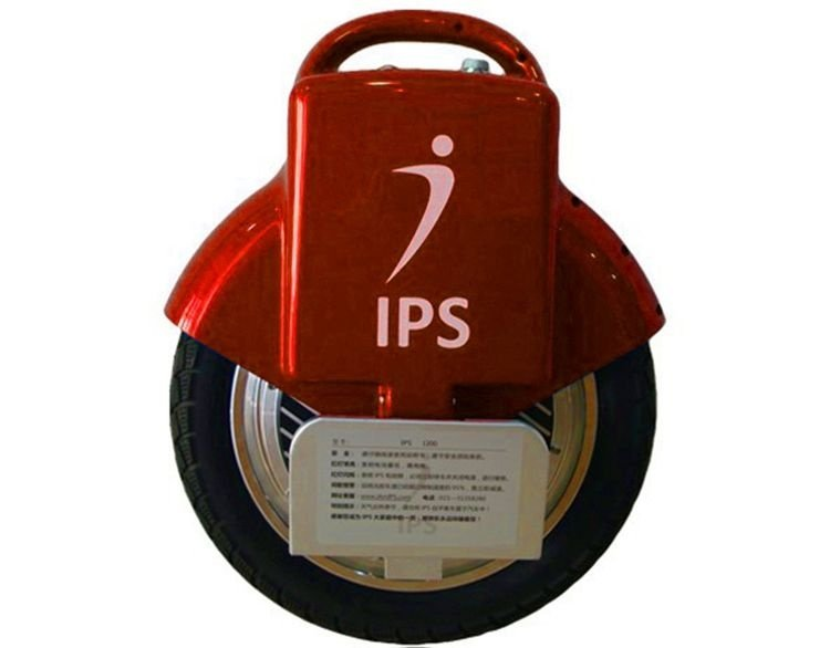 Monociclo IPS Vermelho