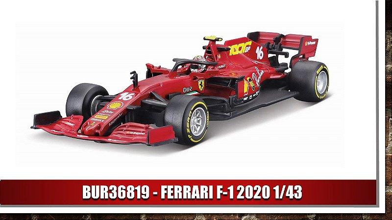 FERRARI F-1 2020 1/43