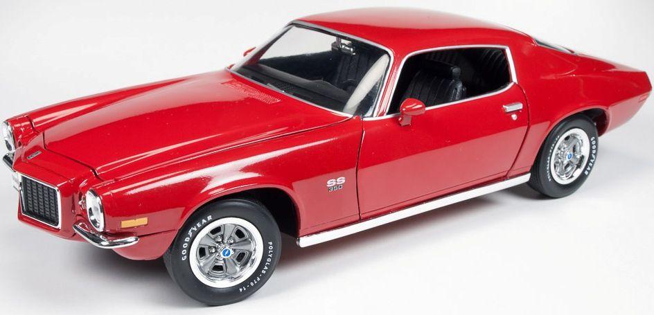 1970 CAMARO RS SS 1/18