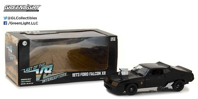 "1973 FORD FALCON XB ""LAST OF THE INTERCEPTORS"" 1/24"