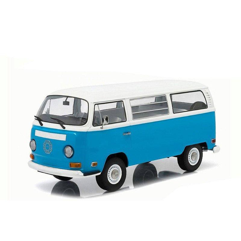 """1971 VW KOMBI T2 DA SERIES """"LOST"""" 1/18"""