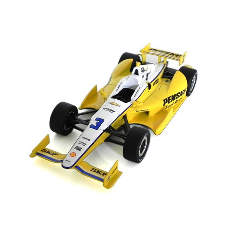 2012 F-INDY HELIO CASTRONEVES PENSKE1/18