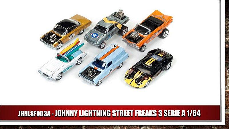 JOHNNY LIGHTNING STREET FREAKS 3 SERIE A 1/64