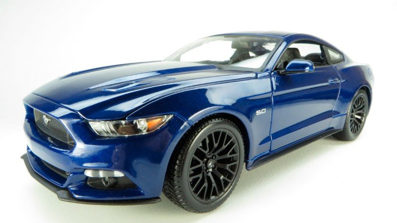 2015 FORD MUSTANG 1/18