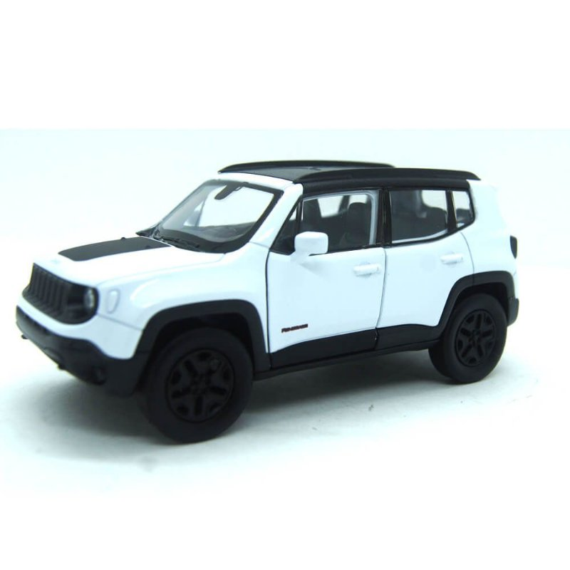 JEEP RENEGADE TRAILHAWK PULL BACK  1/32