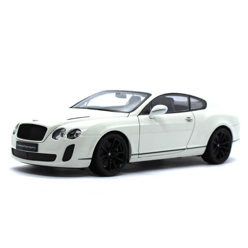 BENTLEY CONTINENTAL COUPE 1/18