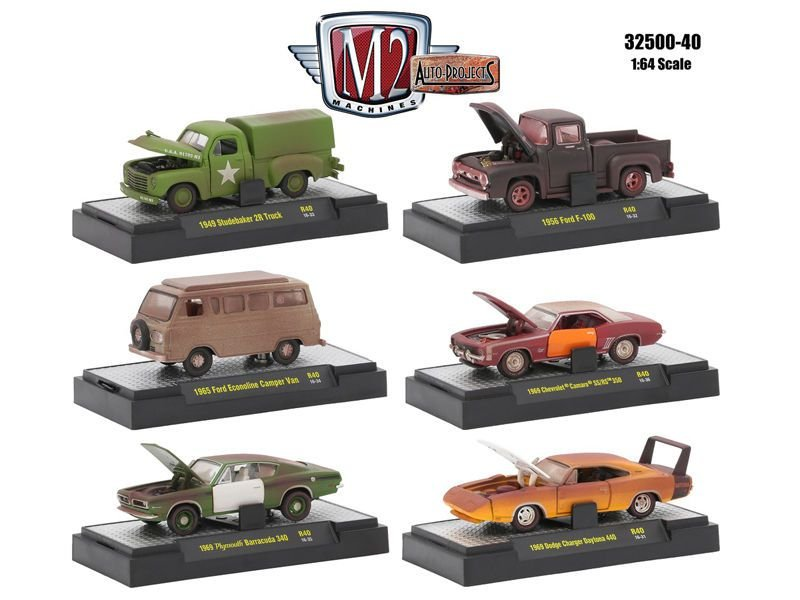 M2 AUTO PROJECTS 40H 1/64