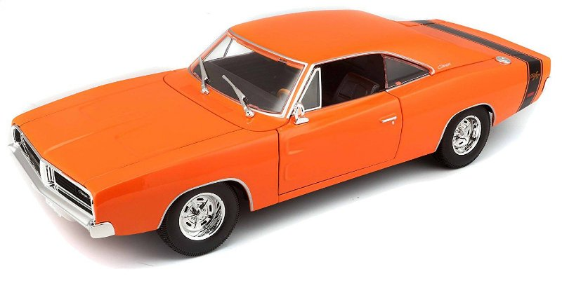 1969 DODGE CHARGER 1/18