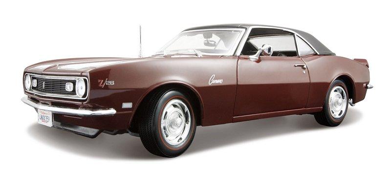1969 CHEVY CAMARO Z28 COUPE 1/18