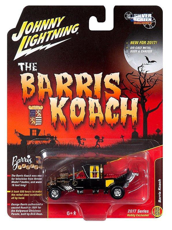 JOHNNY LIGHTNING BARRIS COACH 1/64